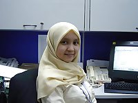Hijab Asian Indo Girls III