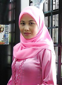 Hijab Asian Indo Girls III