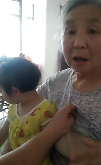 Asian Amateur Grannies