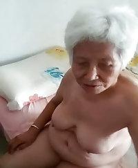 Asian Amateur Grannies