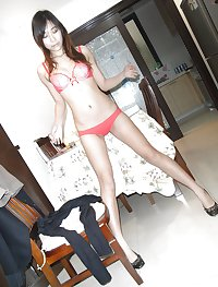 Amateur Nude Photos - Happy Asian Wife