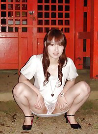 Japanese amateur outdoor 038