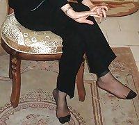 turban Irani nylon socks fetish feet 34252