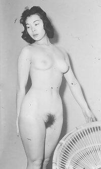 Vintage and Retro Asian Women 2