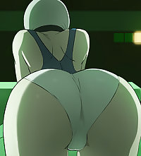 Skintight Booty(Hentai Ass)