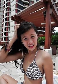 Random SG Singapore Asians Sexy Gals Part 4