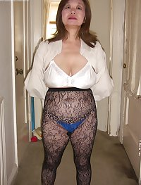mature asians in pantyhose and panties