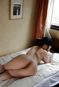 Marie - Beautiful Japanese KIMONO Girl