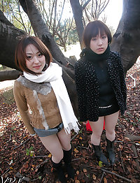 Japanese amateur outdoor 037