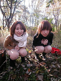 Japanese amateur outdoor 037