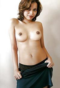 cute sri lankan Model