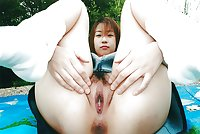 Japanese amateur outdoor 012