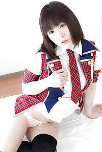 Random Sexy Japanese Cosplay Girls
