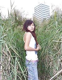 Very Beautiful Chinese girlfriend