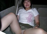 Japanese Couple Car Sex 25