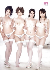 Japanese lovely big tit women