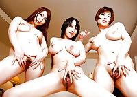 Japanese lovely big tit women