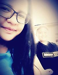 Chubby & Slutty Malay Girl