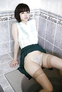 Asian Women In Lingerie 12