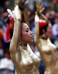 Naked Girls Group 129 - Chinese Street Dancers