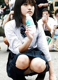 upskirts japanese girl 2