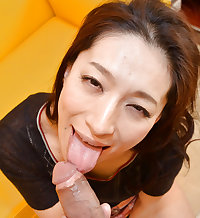 Marina Matsumoto: nice asian mature slut