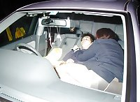 Japanese Couple Car Sex 17