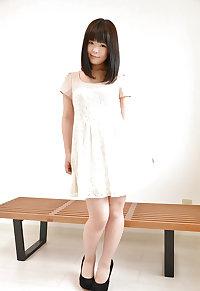 Japanese cute girl pantie shots (Sayaka) 20