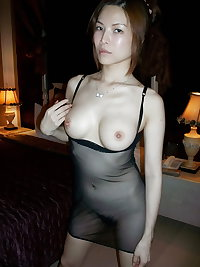 Hairy Asian Pussy