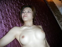 Hairy Asian Pussy