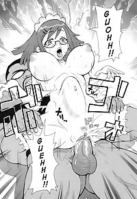 (HENTAI Comic) Let's Mon-Cafe