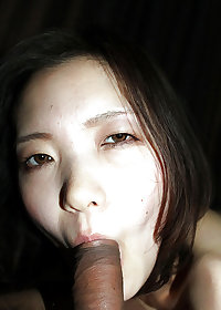 Friend's japanese wife creampie fuck