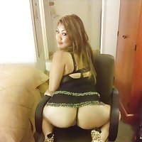 Asian Women With Big Beautiful Round Asses