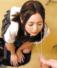 Japanese Cum on Face 2