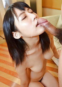 Japanese Cum on Face 2