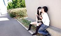 Japanese amateur outdoor 122
