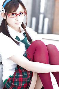 Sexy Ero Mari Makinami Cosplay