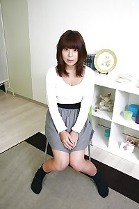 Japanese young cute wife Rika