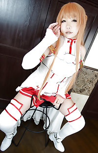 Sword Art Online: Asuna Yuuki Cosplay (Part A)