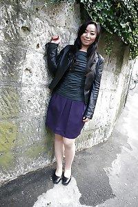 Japanese cute mature Takako