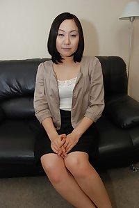 Japanese cute wife Okamoto