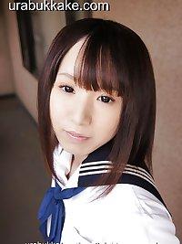 Japanese Bukkake face