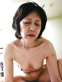 Asiatiques femmes mures