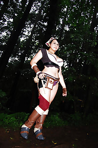 Sexy Cosplay - Queen's Blade