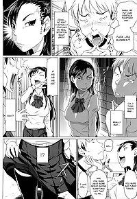 (HENTAI Comic) No Condom Sex